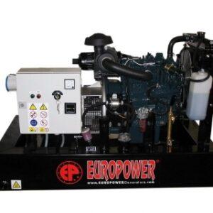 Генератор дизельный Europower EP 103 DE