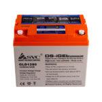 SVC GLD1280 12В 80 Ач батарея