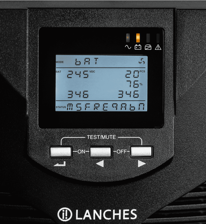 LANCHES L900PRO-S 3/3 15KVA