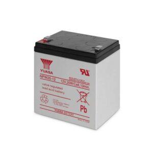 Аккумуляторная батарея Yuasa NPW20-12 12В*4.5 Ач
