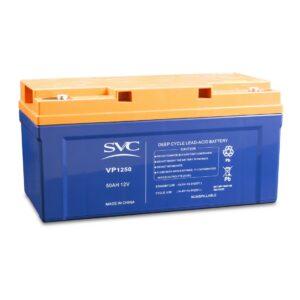 АКБ SVC VP1250 12В 50 Ач
