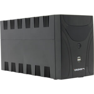 IPPON Smart Power Pro II 1600  (Линейно-интерактивные, Напольный, 1600 ВА, 960 Вт)