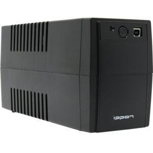 IPPON Back Basic 650 Euro  (Линейно-интерактивные, Напольный, 650 ВА, 650 Вт)