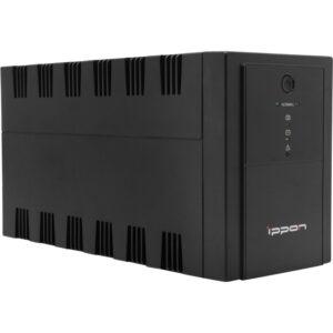 IPPON Back Basic 2200 Euro  (Линейно-интерактивные, Напольный, 2200 ВА, 1320 Вт)