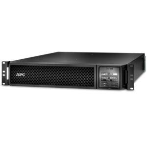 APC SMART-UPS SRT 2200 (2200ВА/1980Вт) 230 В стоечного исполнения, сетевой картой  (Двойное преобразование (On-Line), C возможностью установки в стойку, 2200 ВА, 1980 Вт)