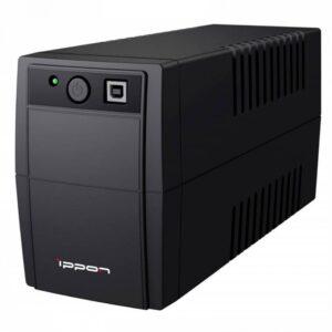 IPPON Back Basic 1050  (Линейно-интерактивные, Напольный, 1050 ВА, 600 Вт)
