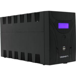 IPPON Smart Power Pro II 1200  (Линейно-интерактивные, Напольный, 1200 ВА, 720 Вт)