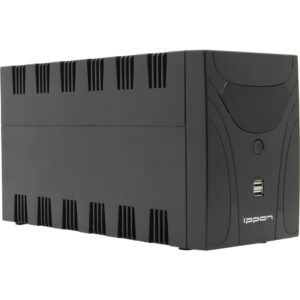 IPPON Smart Power Pro II Euro 1200  (Линейно-интерактивные, Напольный, 1200 ВА, 600 Вт)