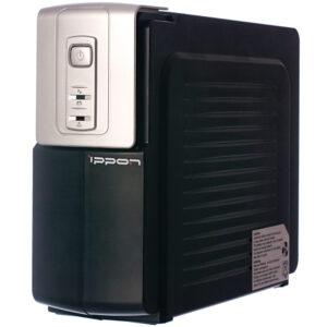 IPPON Back Office 600  (Линейно-интерактивные, Напольный, 600 ВА, 300 Вт)